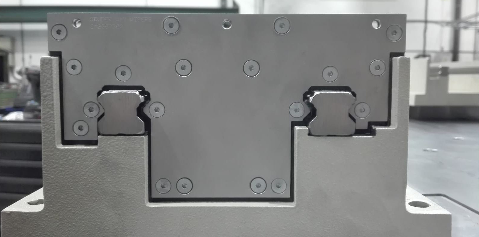 LS series way wipers for machinery