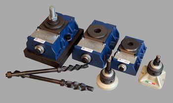 SPINELLI Levellers for machinery