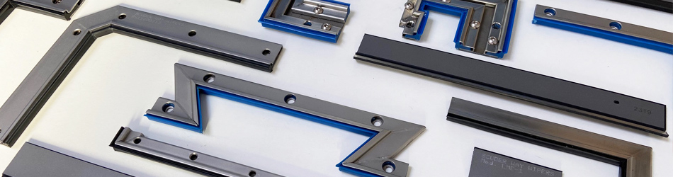 Linear Way Wipers for machinery
