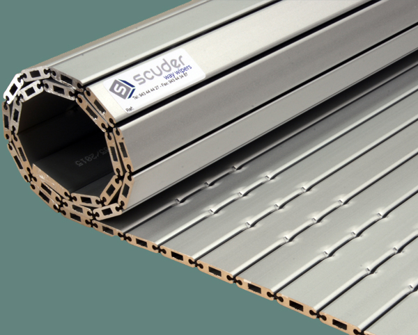 Protection blinds that can be stepped on for machines model PHR+