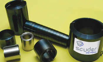 Telescopic springs protectors for axles and spindles